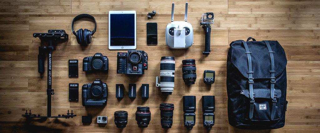 Elektronikversicherung - Fotoequipment